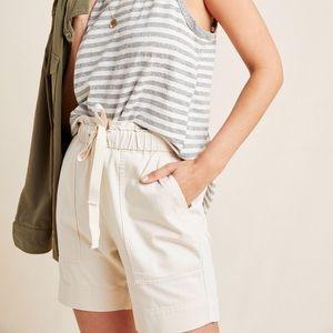 NWT Frye x Anthropologie shorts size 27